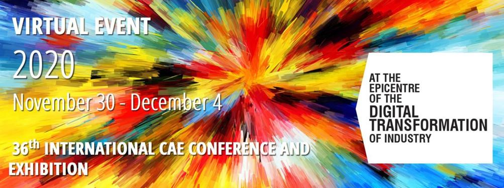 CS GROUP participe au salon virtuel International CAE Conference and Exhibition du 30 novembre au 4 décembre !
